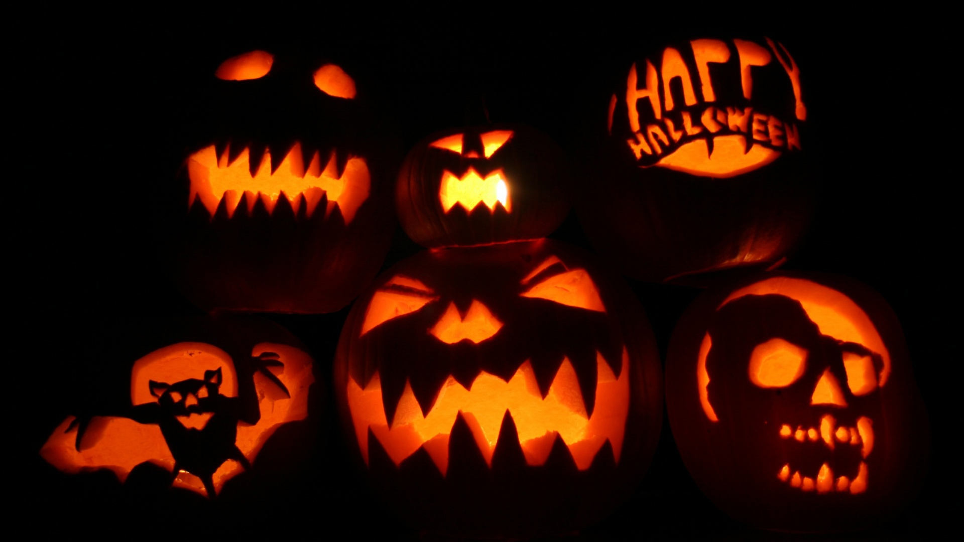 Halloween HD Background