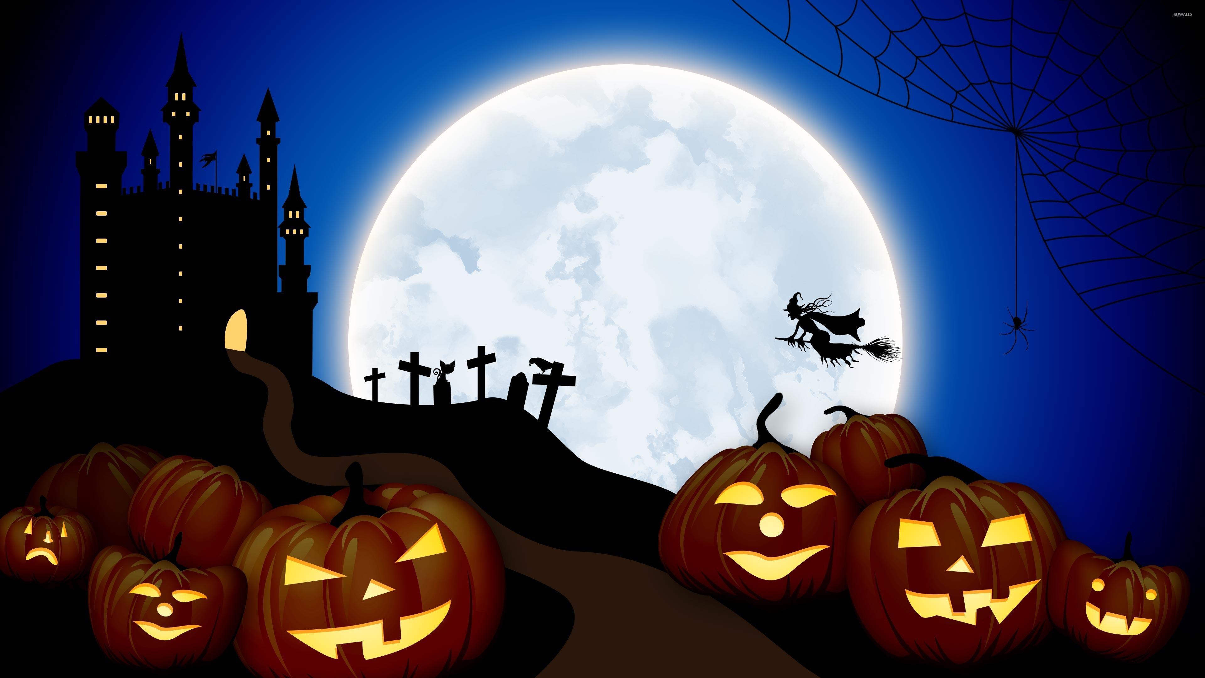 игры хэллоуина картинки маленький, самый