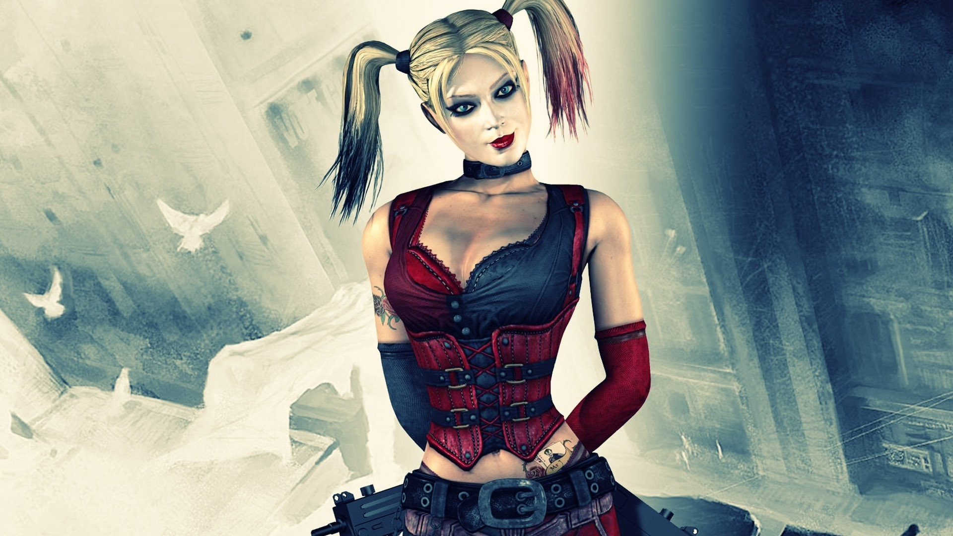 Harley Quinn Computer Backgrounds
