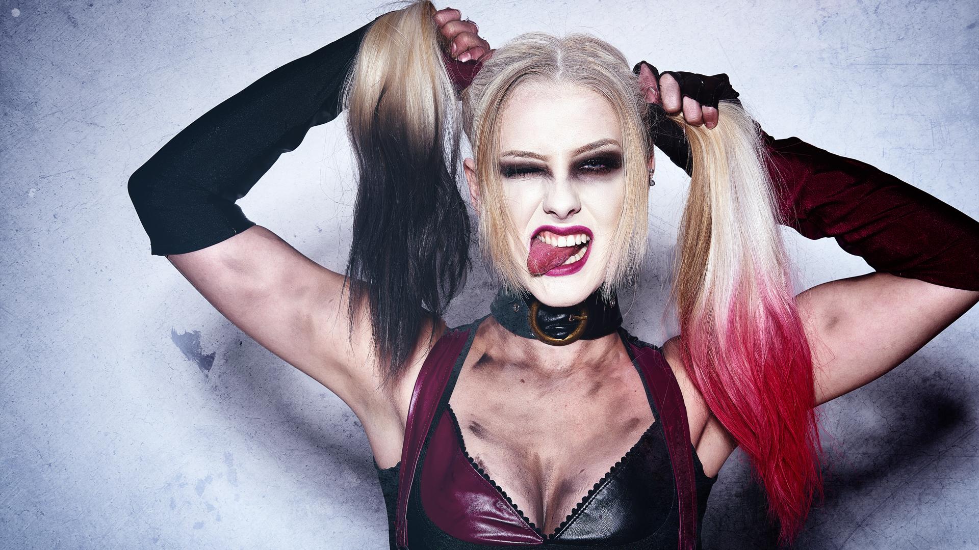 Harley Quinn Computer Wallpaper