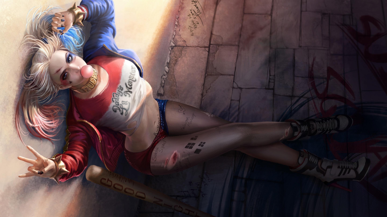 Harley Quinn Deskto