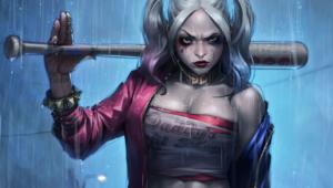 Harley Quinn HD Deskto
