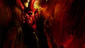 Hellboy Background