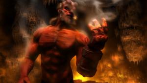 Hellboy Computer Wallpaper