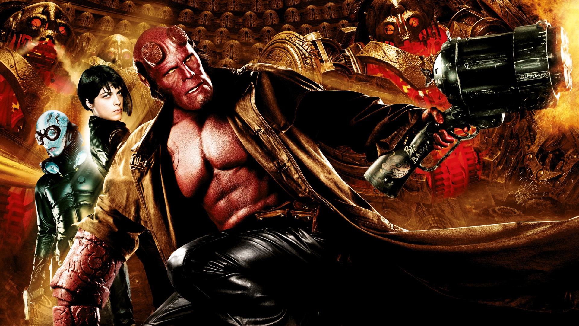 Hellboy Hd Wallpaper