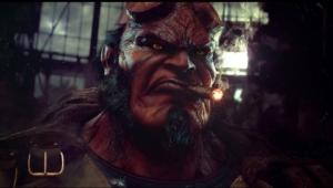 Hellboy For Desktop