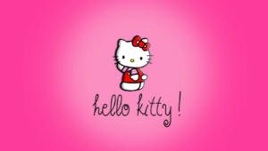 Hello Kitty Computer Wallpaper