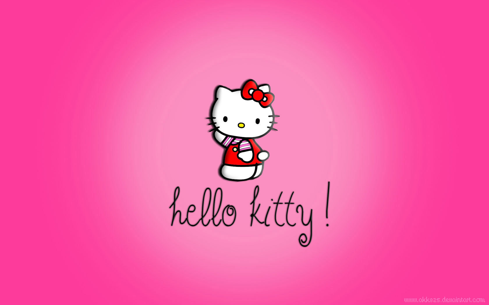 Hello Kitty Computer Wallpaper