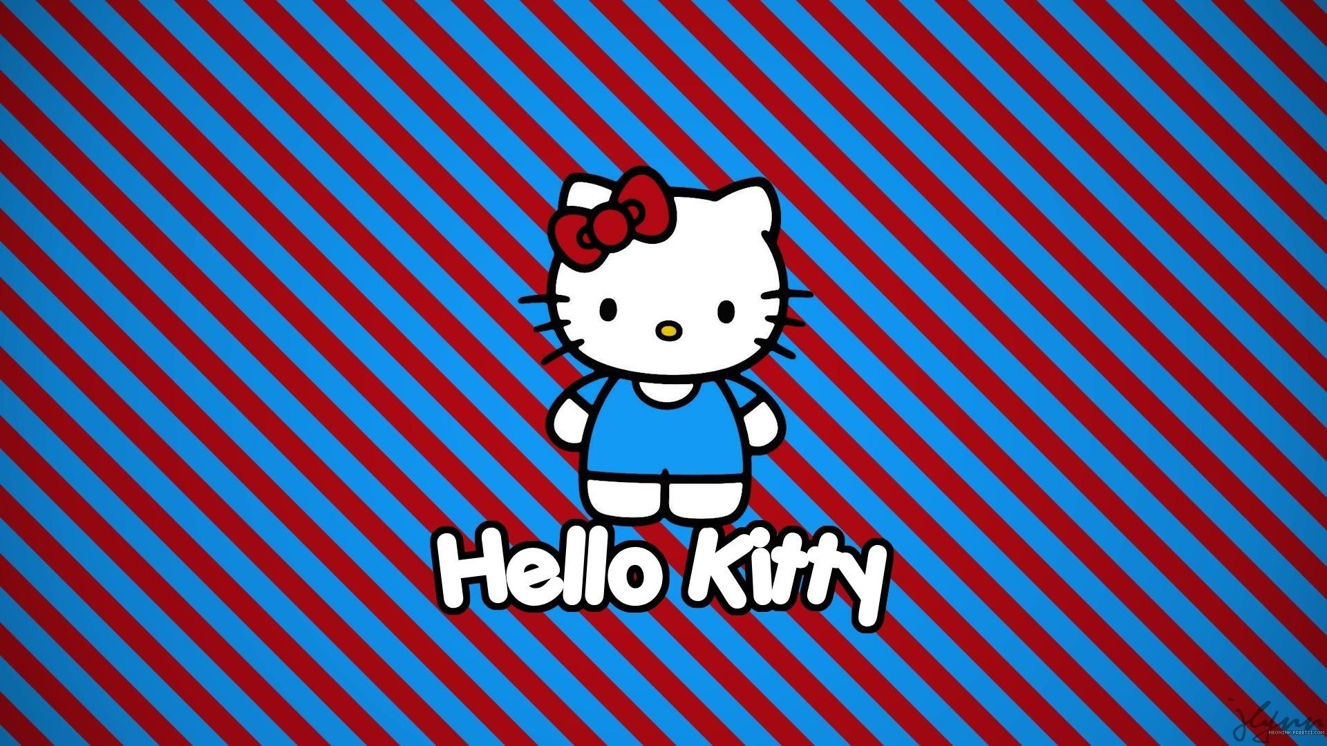 Hello Kitty HD Deskto
