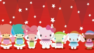 Hello Kitty HD Wallpaper