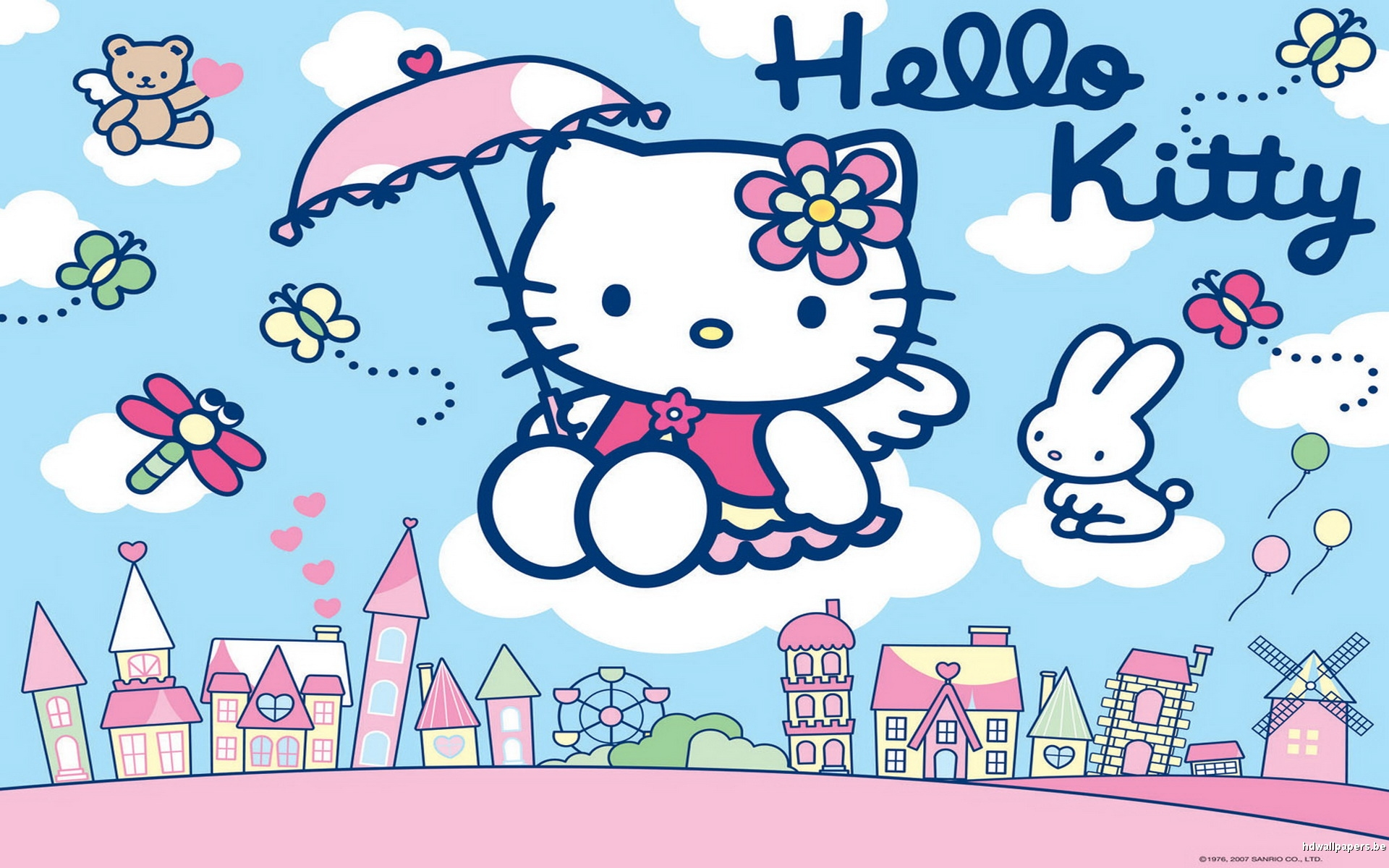 Hello Kitty High Quality Wallpapers