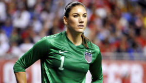 Hope Solo Background