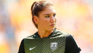 Hope Solo High Definition