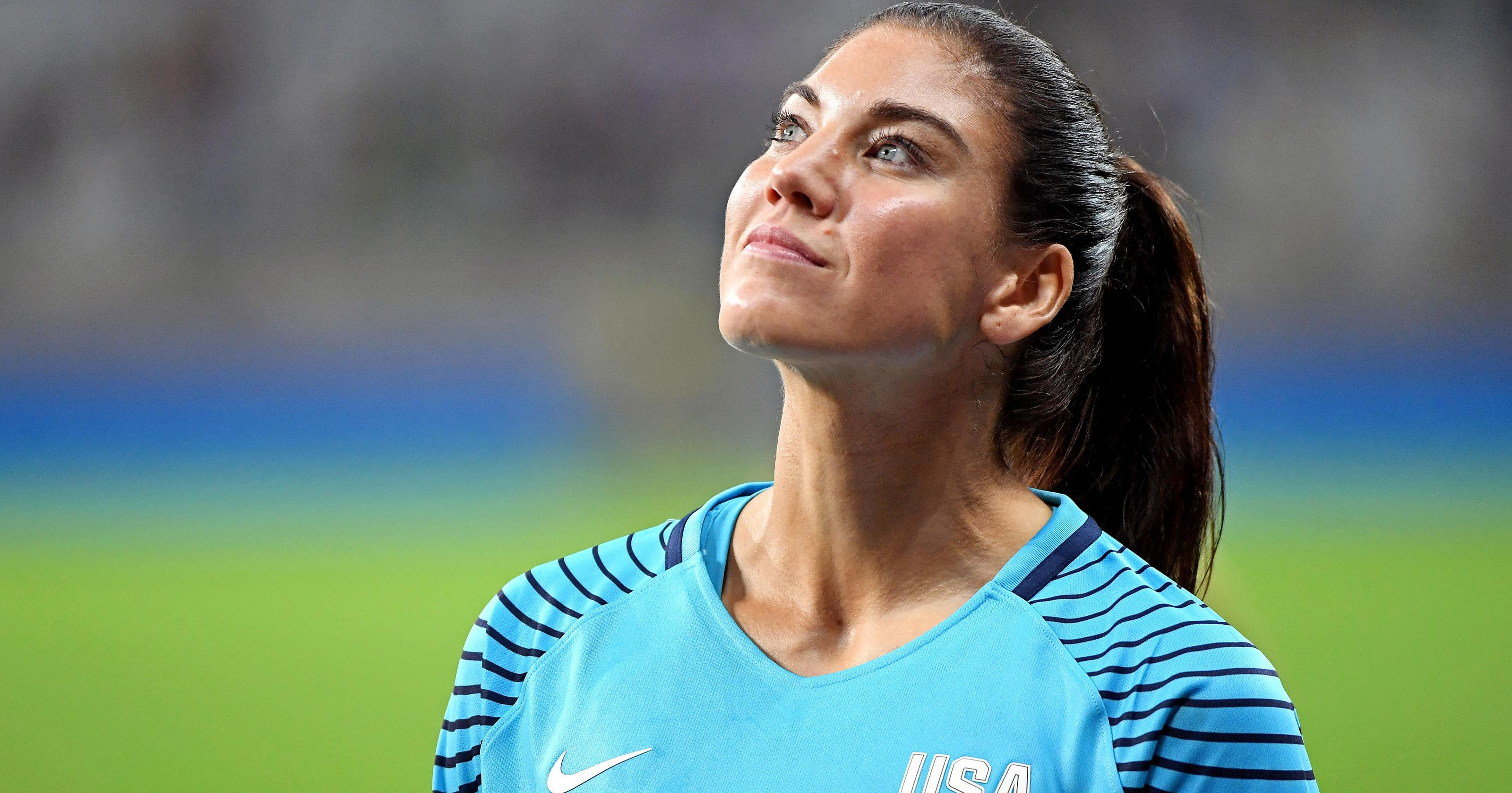 Hope Solo High Definition Wallpapers