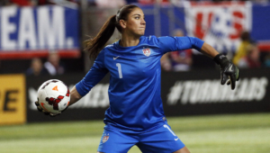 Hope Solo High Quality Wallpapers