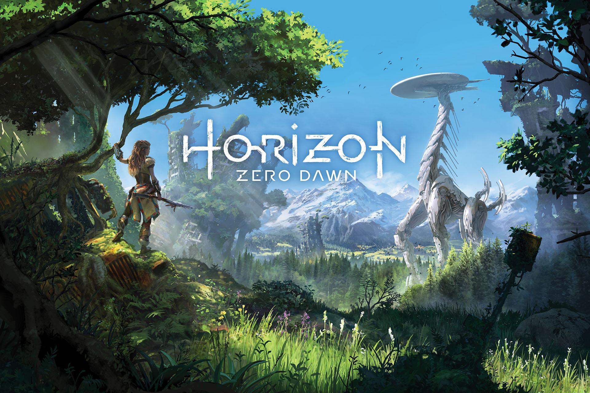Horizon Zero Dawn Computer Wallpaper