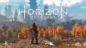 Horizon Zero Dawn HD Wallpaper