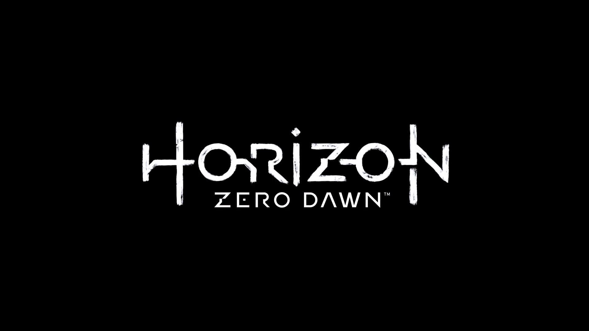Horizon Zero Dawn Logo