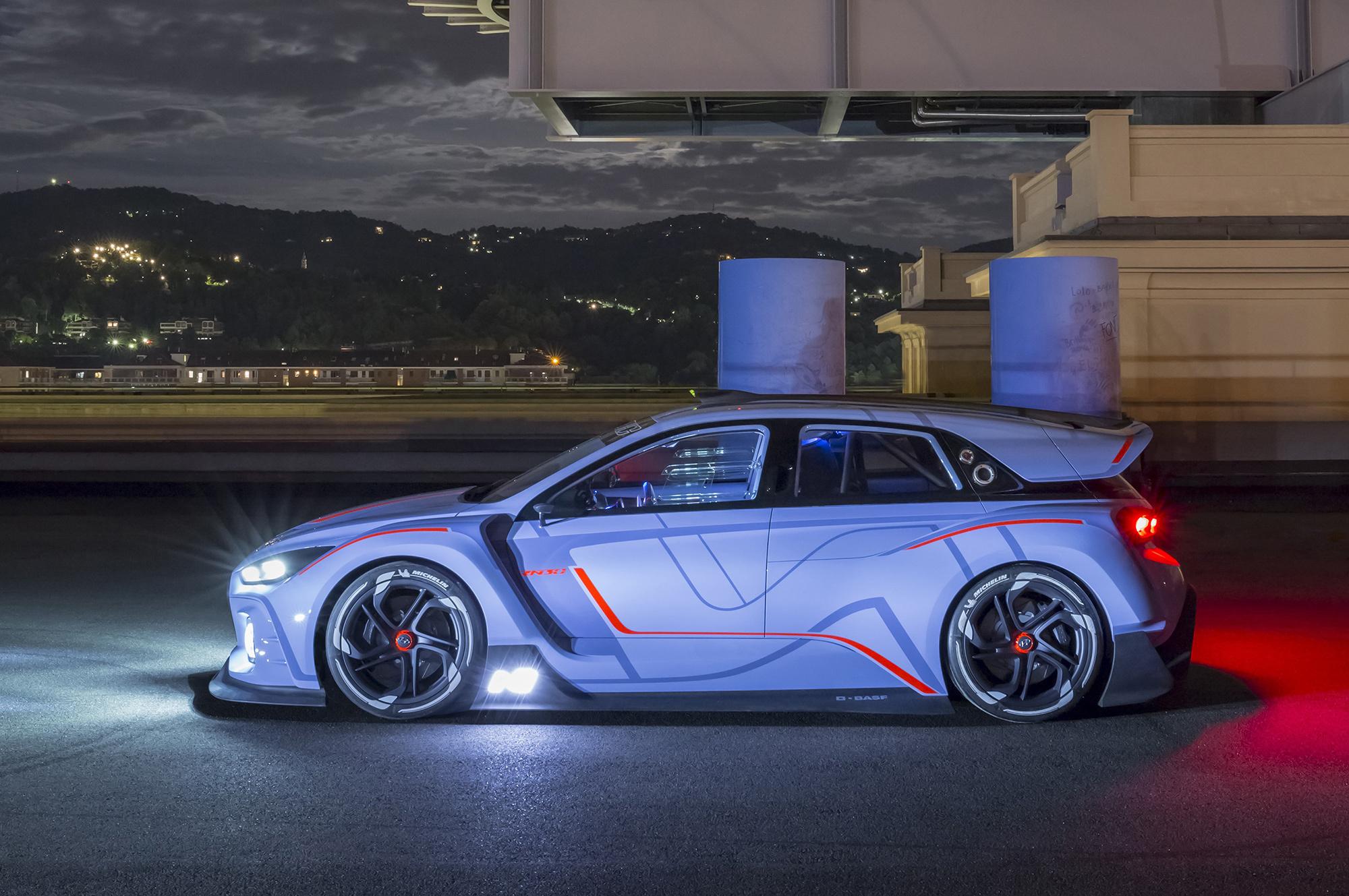 Hyundai RN30 HD Background