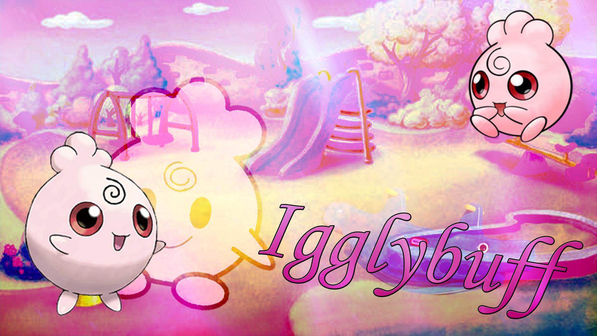 Igglybuff High Definition