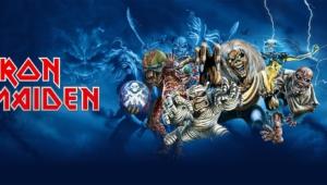Iron Maiden 4k