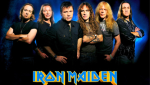 Iron Maiden Hd Desktop