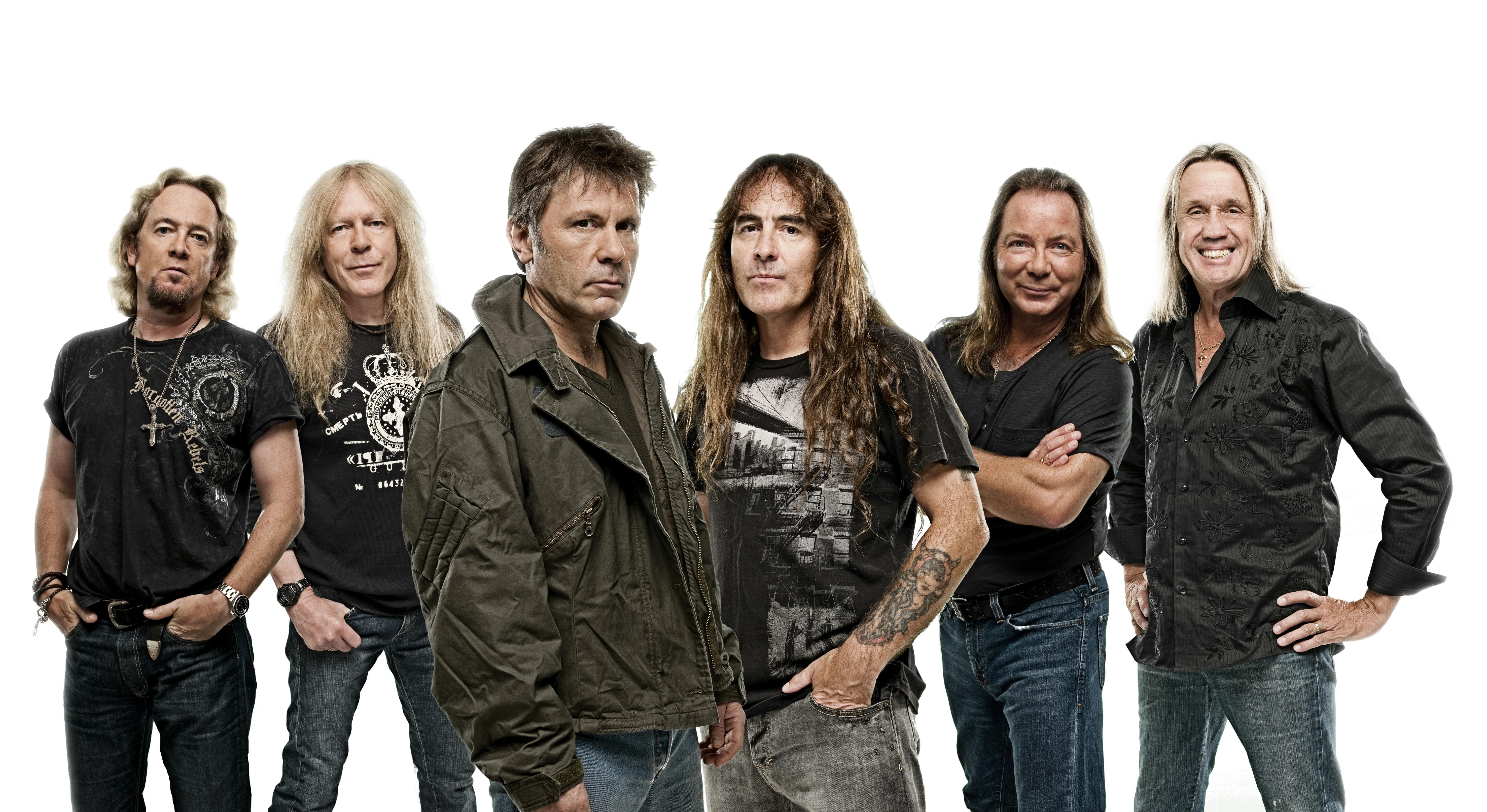 Iron Maiden Hd Wallpaper