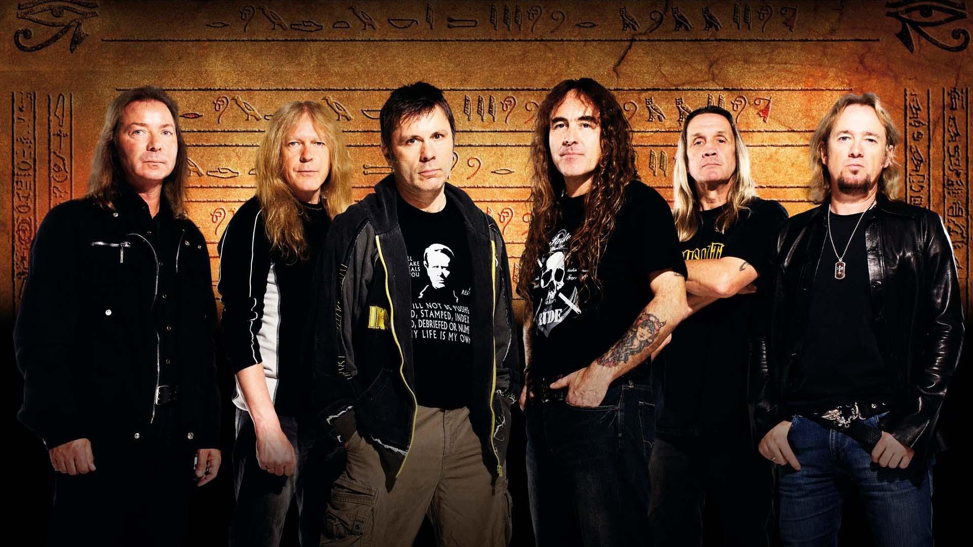 Iron Maiden Hd