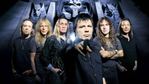 Iron Maiden For Desktop