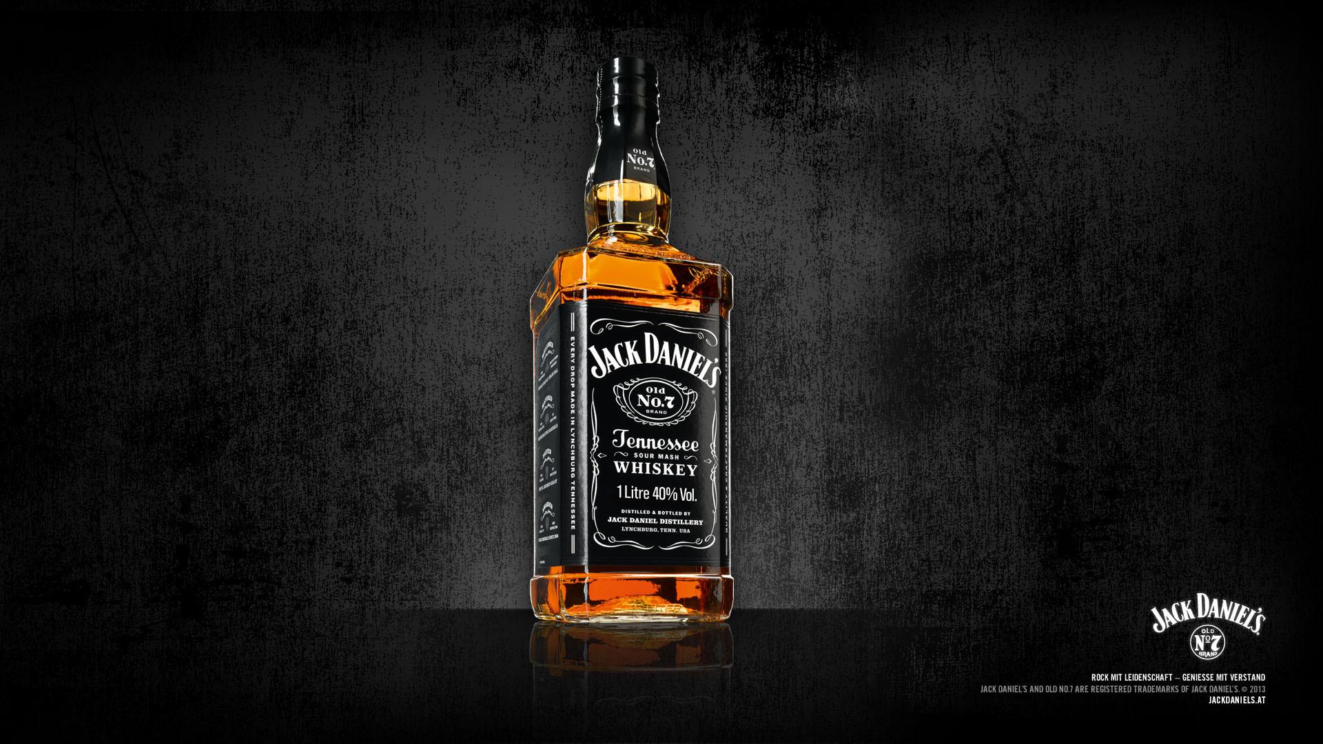 Jack Daniels 4K