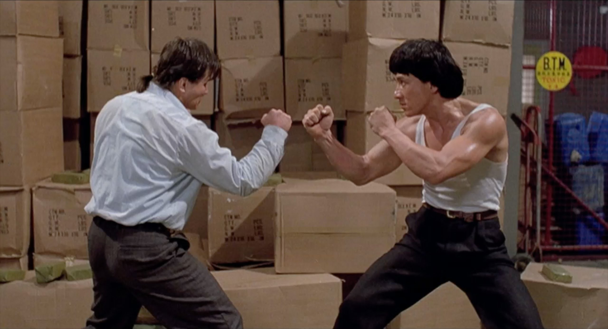 Jackie Chan 4k