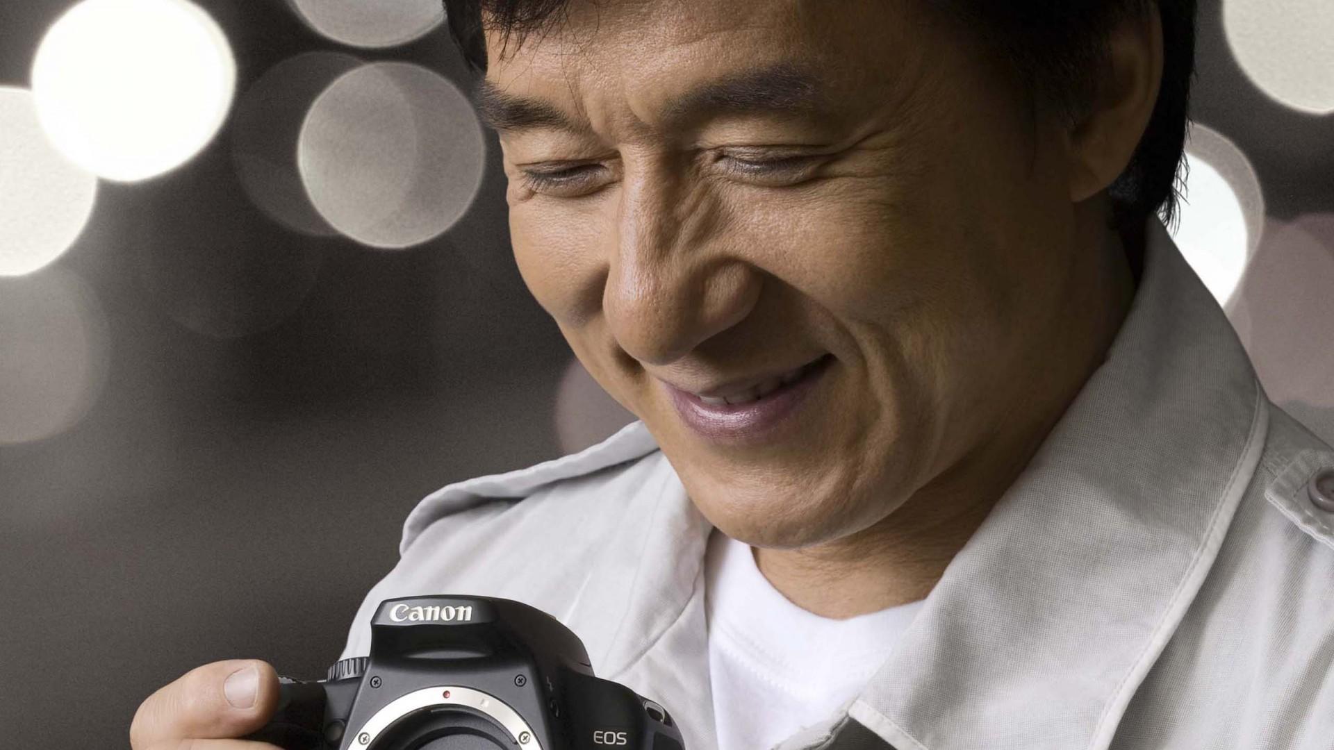Jackie Chan Computer Wallpaper