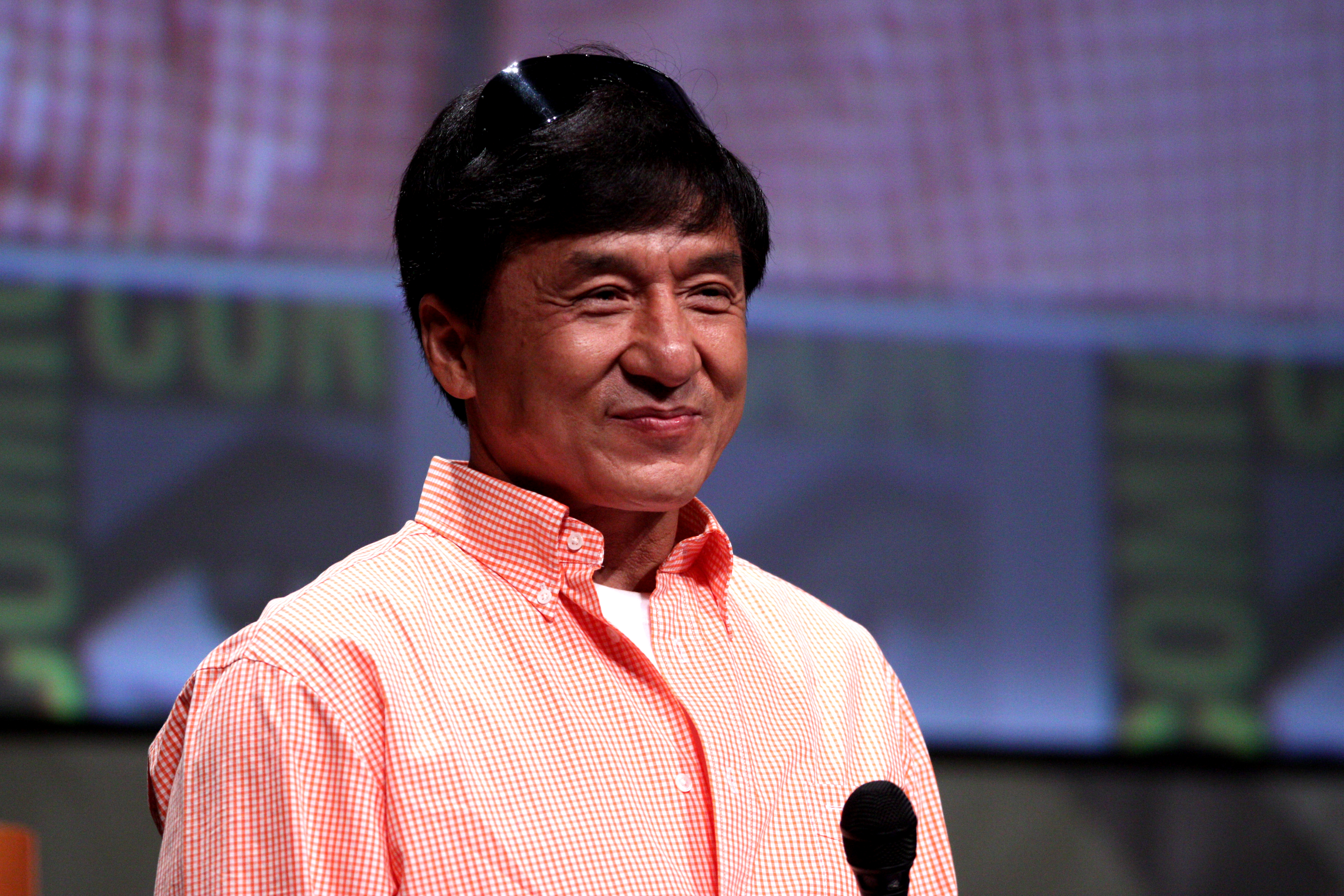 Jackie Chan Hd Background