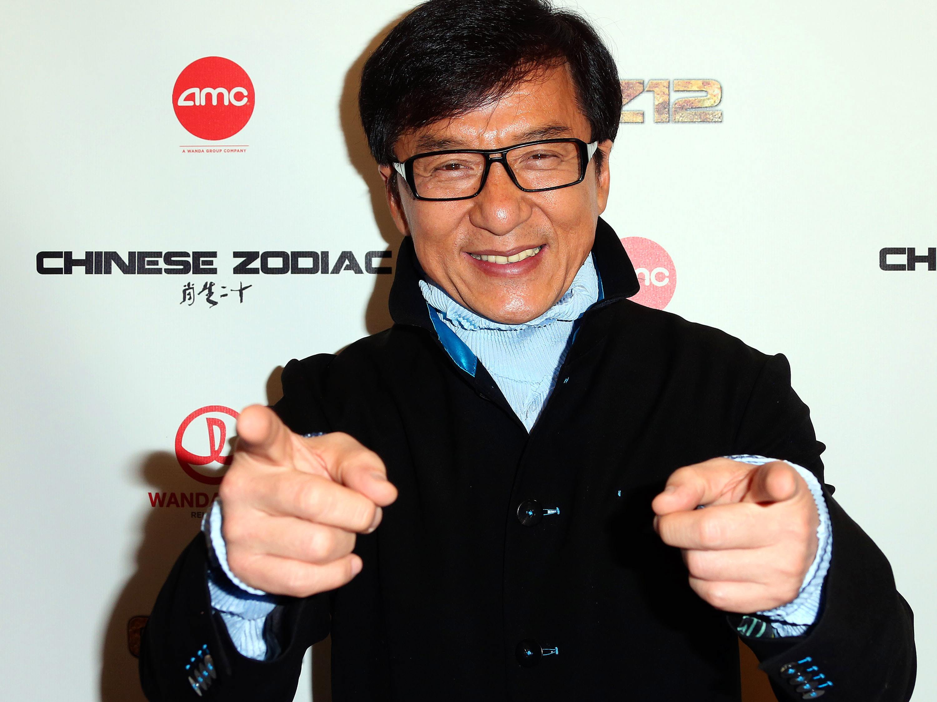 Jackie Chan High Quality Wallpapers