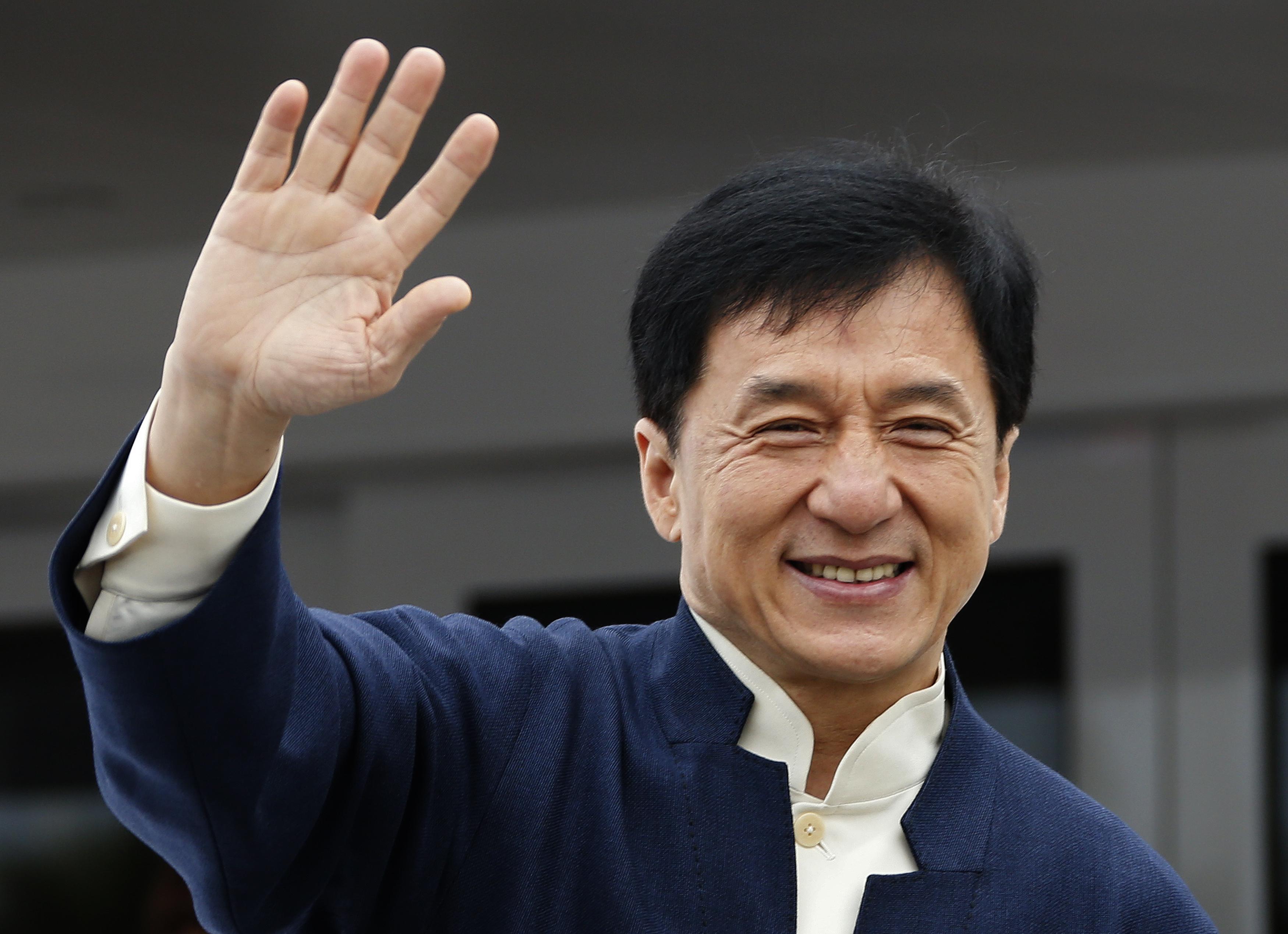 Jackie Chan Widescreen