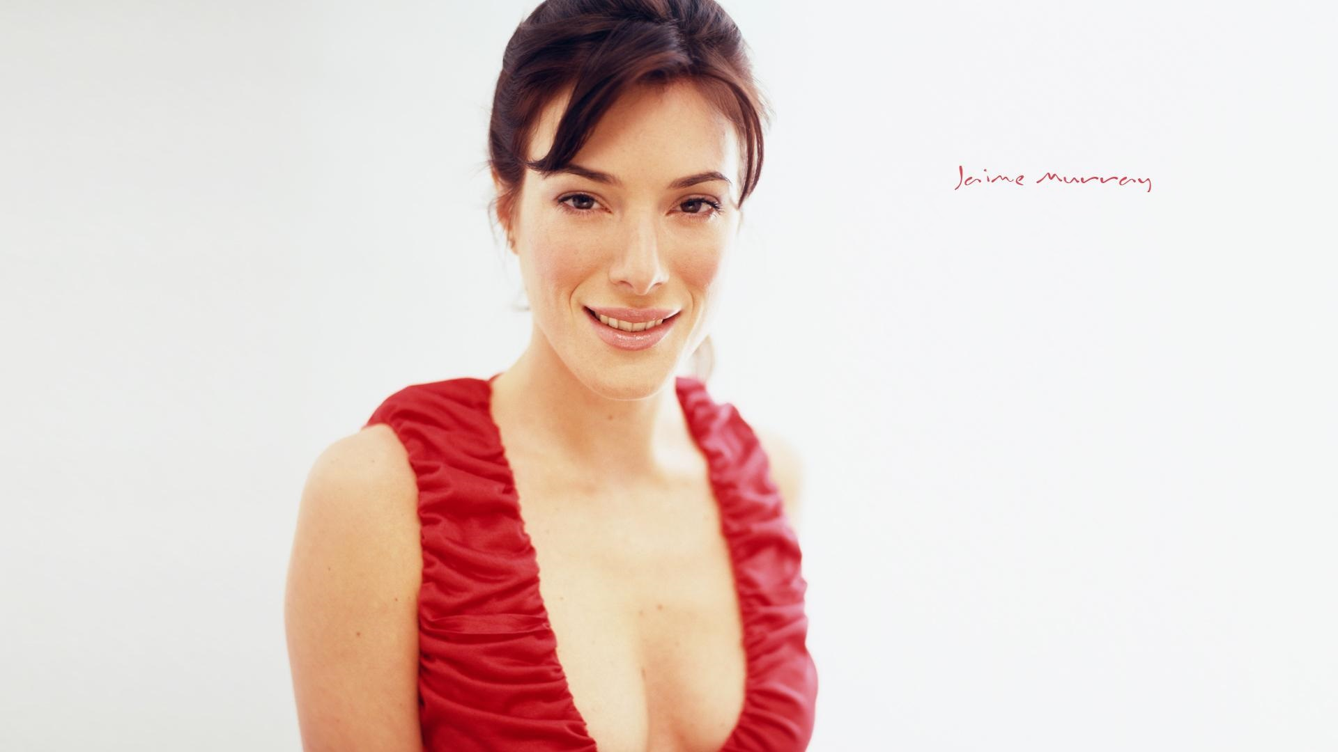 Jaime Murray HD Background