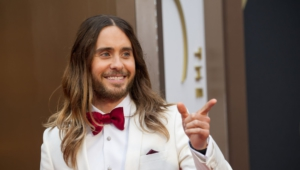 Jared Leto Widescreen