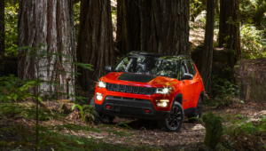 Jeep Compass Widescreen