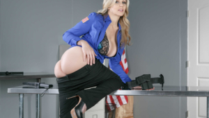 Julia Ann Background