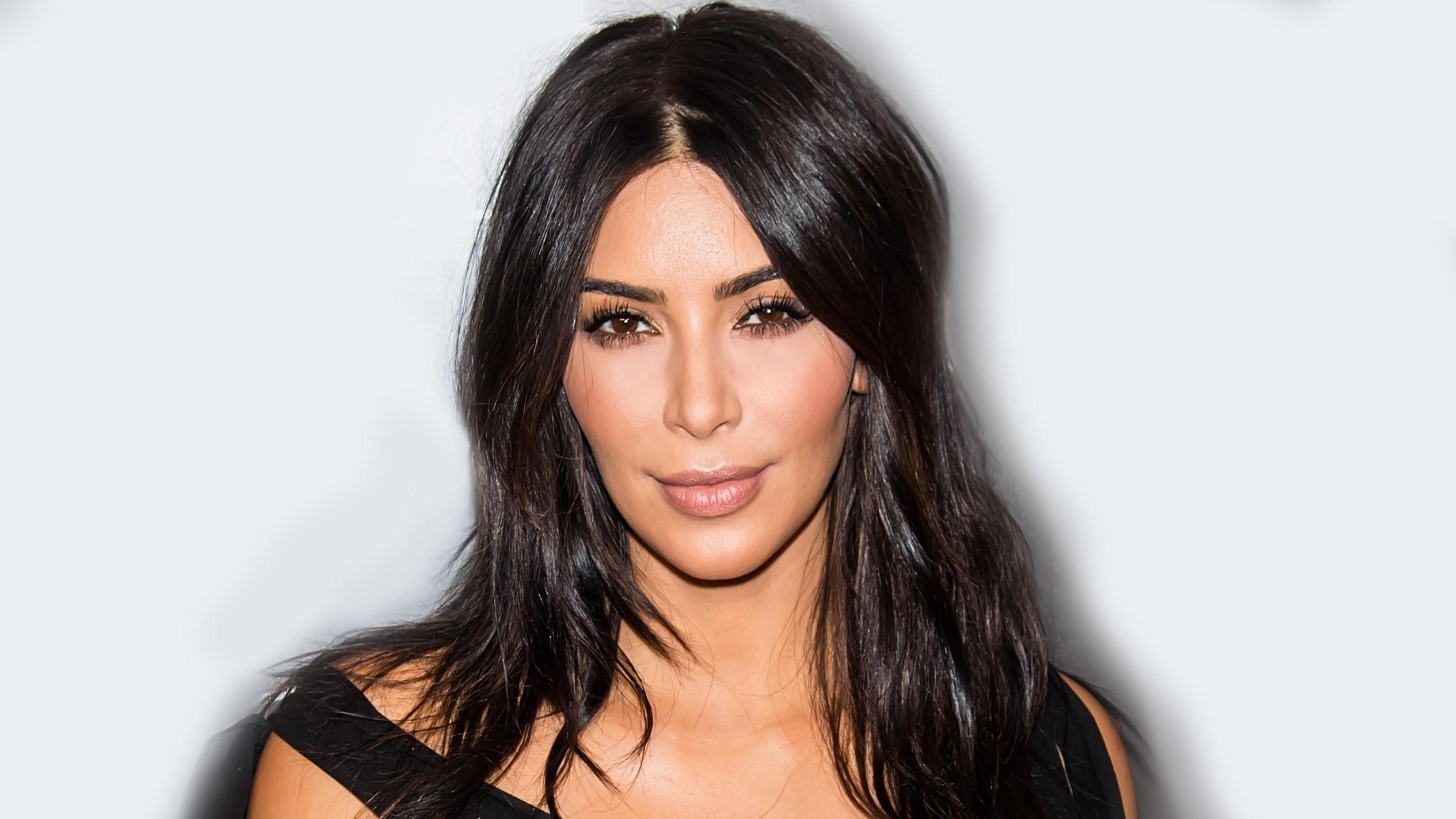 Kim Kardashian 4k