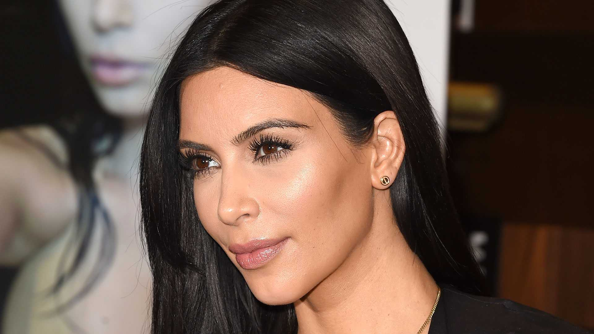 Kim Kardashian Desktop Wallpaper