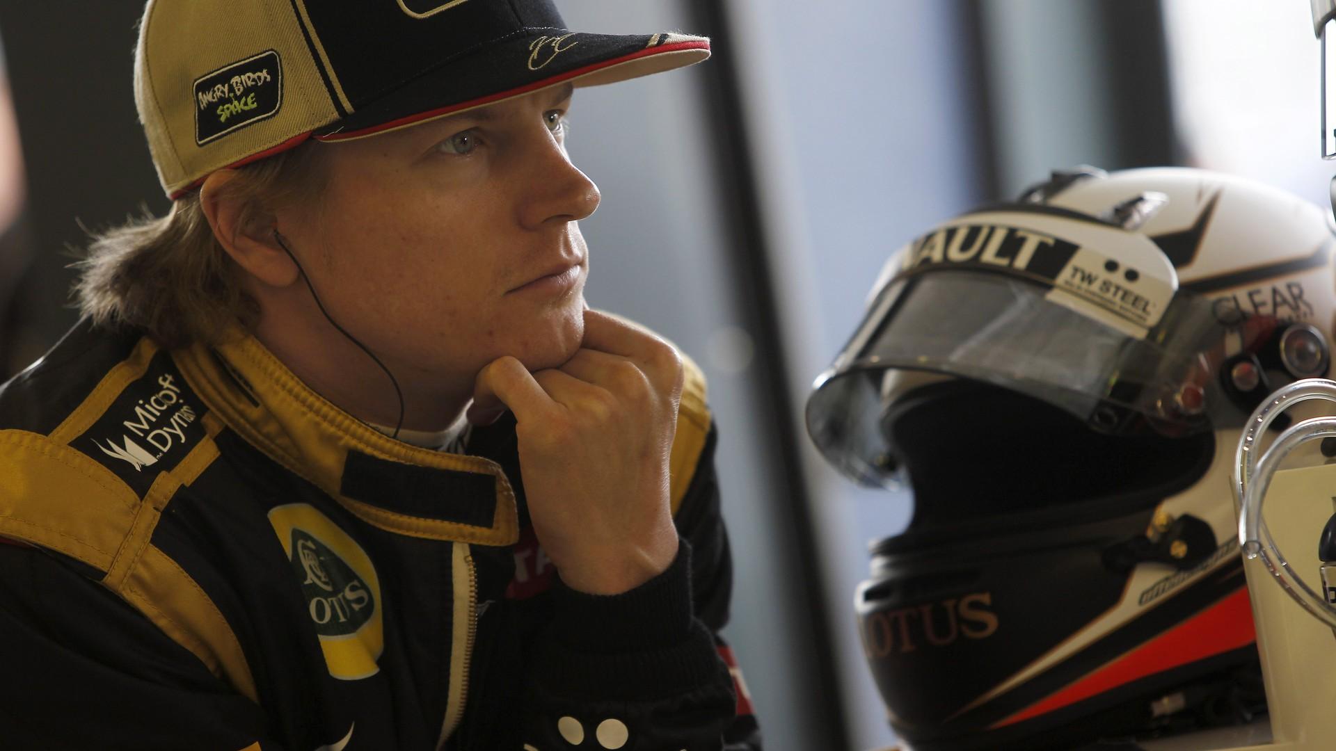 Kimi Raikkonen Photos