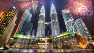 Kuala Lumpur Widescreen