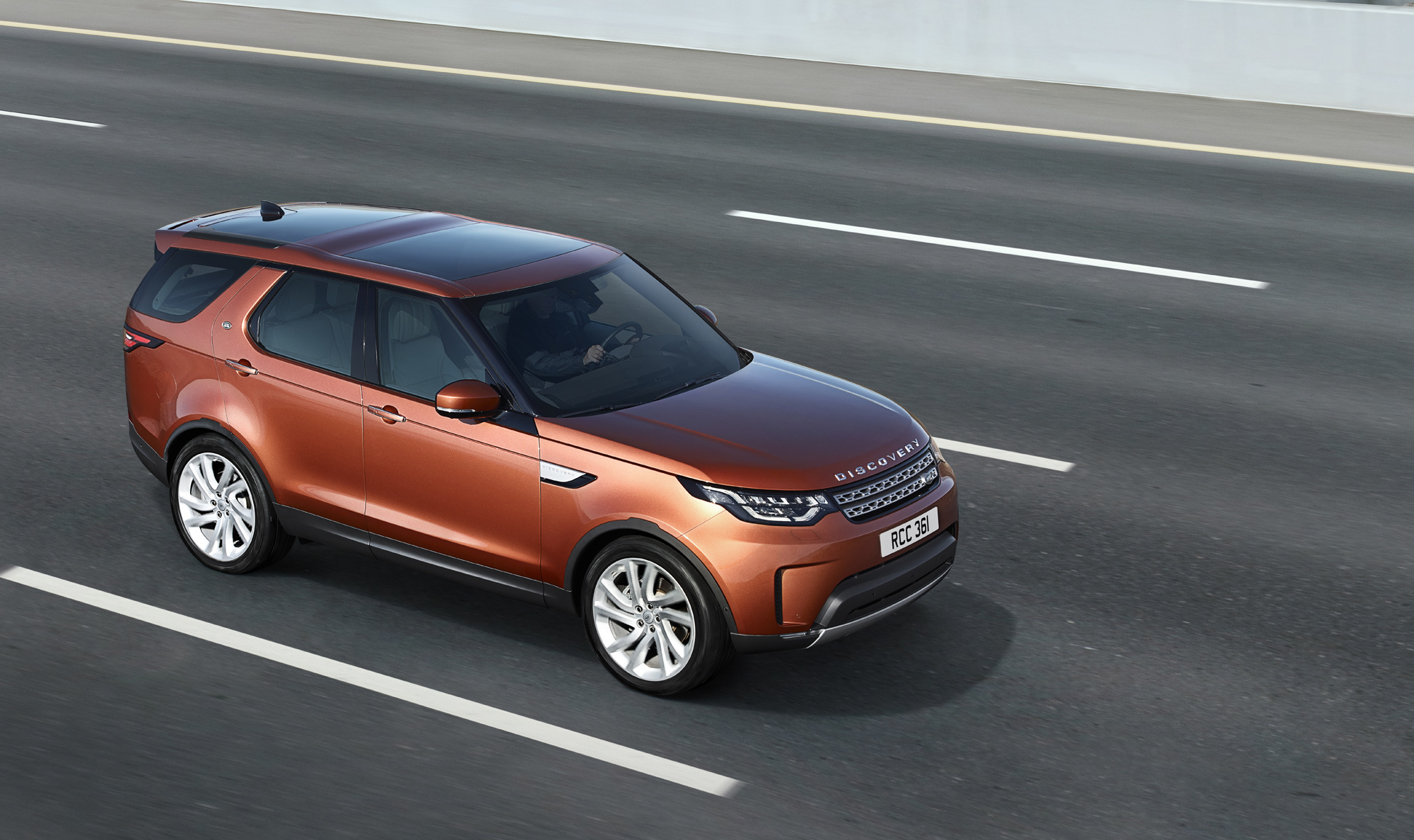 Land Rover Discovery Computer Wallpaper