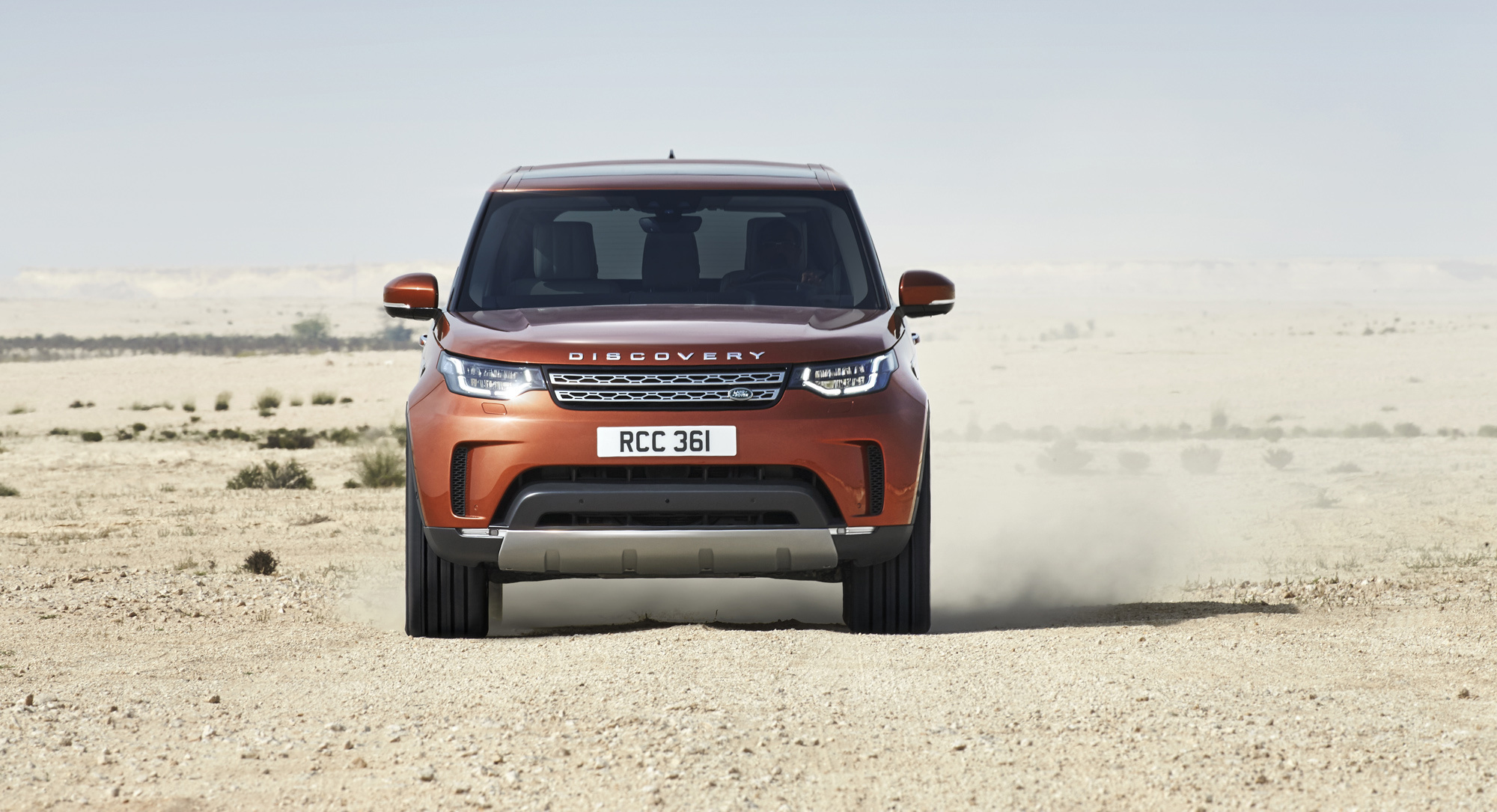 Land Rover Discovery High Definition Wallpapers