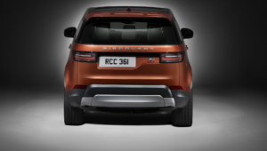 Land Rover Discovery Pictures