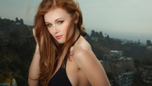 Leanna Decker HD Background