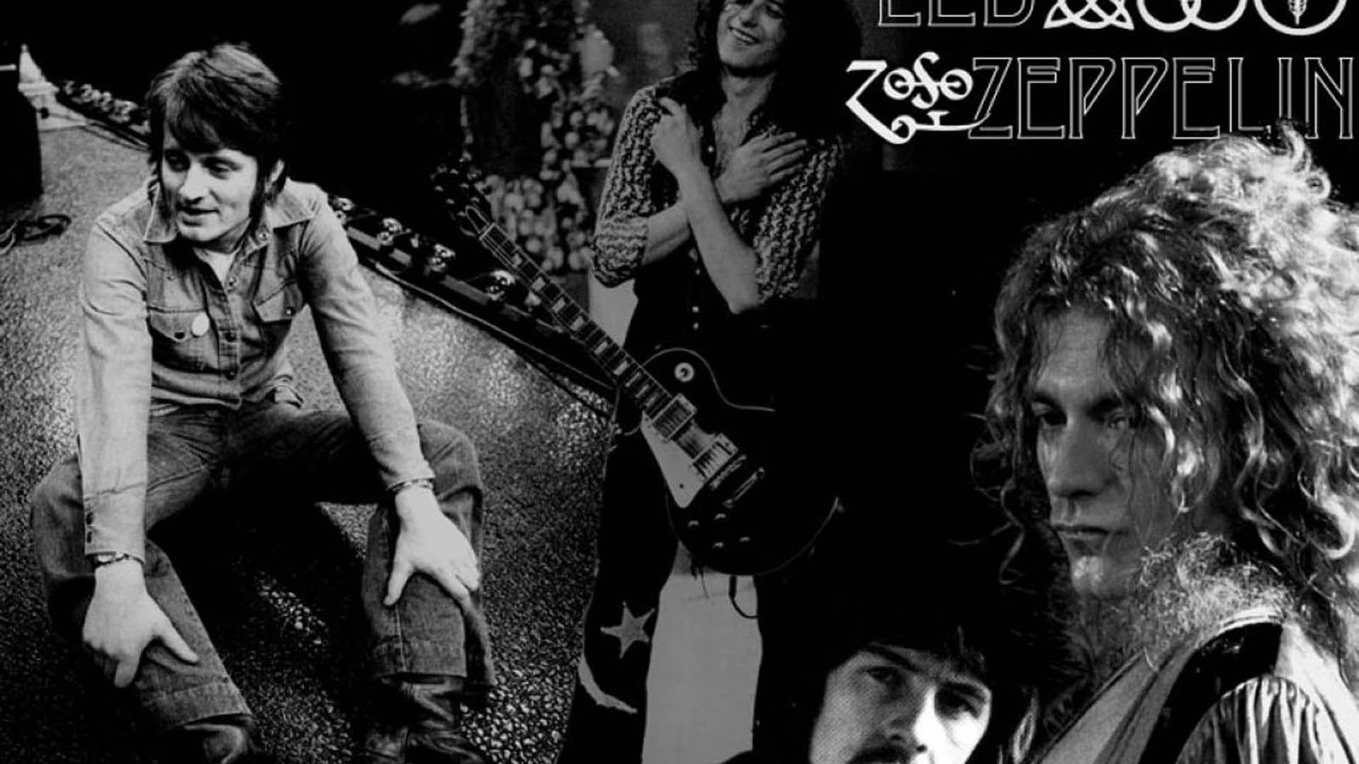 Led Zeppelin Computer Wallpaper