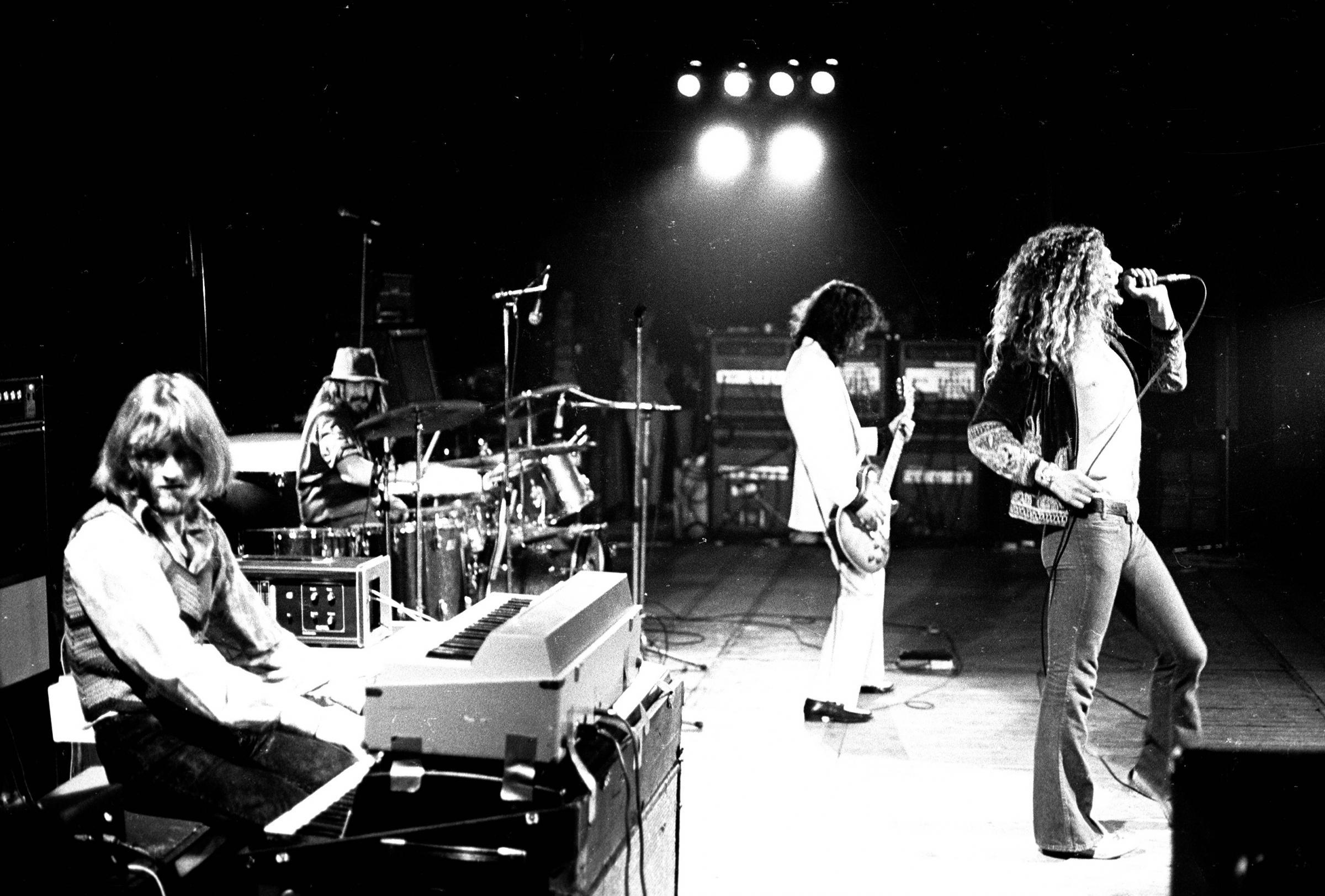 Led Zeppelin Photos