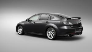 Mazda 6 Photos